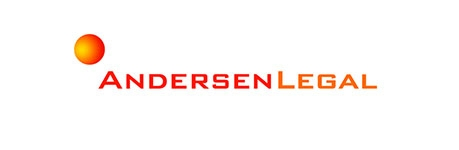 Andersen Legal/Garretts Logo