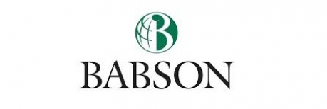 Babson Executive and Enterprise Communication Logo