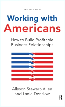 Working with Americans book cover